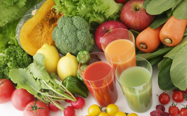 Fruit and Vegetable For Detoxification